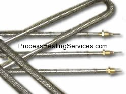 INCOLOY 800 FINNED HEATING ELEMENT