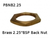 IMMERSION HEATER BACK NUT