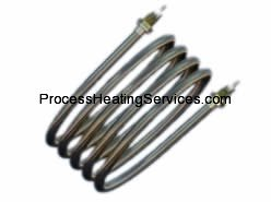 COILED HEATING ELEMENT INCOLOY 800