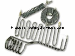 FORMED HEATING ELEMENT INCOLOY 800