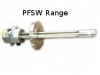PFSW Range – Stainless Steel Withdrawable Immersion Heaters (1kW–500kW)