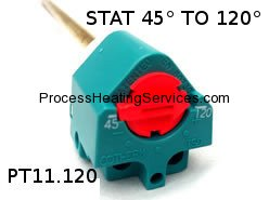 Process Heating Services - THERMOSTAT 45-120 DEGREES C