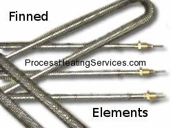 Process Heating Services - FINNED ELEMENTS