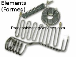 Process Heating Services - incoloy800 FORMED ELEMENTS