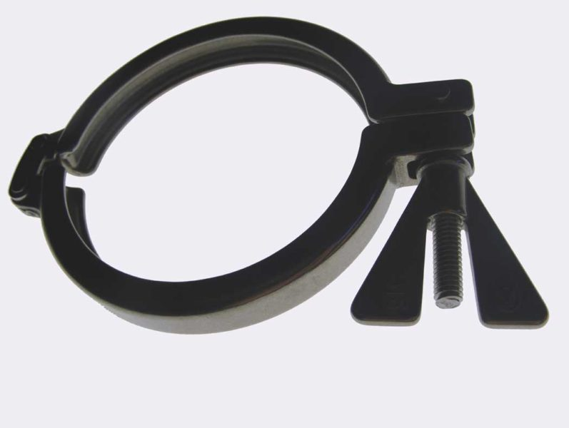 removable brewery immersion heater SAFETY CLAMP