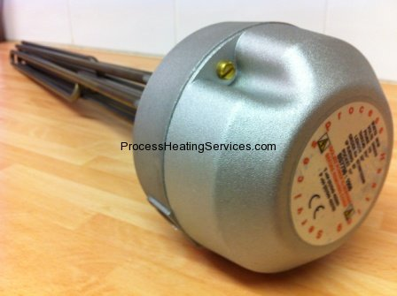 PII industrial immersion heater
