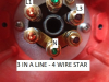 3-IN-A-LINE-4-WIRE-STAR