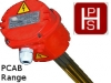 PCAB RANGE – Calorifier and Brewery Immersion Heater (3–24kW)